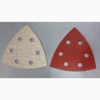 Шлифовальные листы треугольные для реноватора и дельта-шлифовальной машины