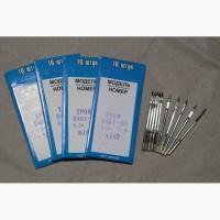 Крючки, иглы, проколы для ниткошвейных машин БНШ-6, Бремер - 381