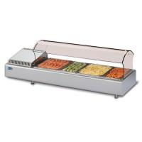 Витрина настольная холодильная для ингредиентов COLD MASTER Gastroservis 1200 Cold