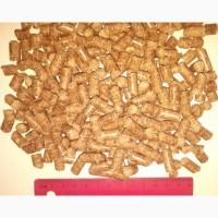 Топливные гранулы (пеллеты) от производителя