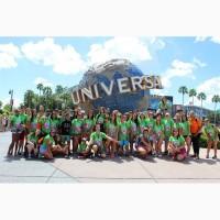 Летний лагерь в США : групповые поездки для детей