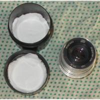 Индустар-26М 50 mm f/ 2.8 - cветосильный