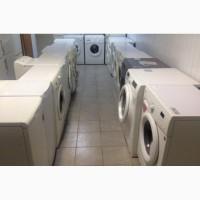 Магазин комиссионной техники продаст стиральные машины б/у с гарантией