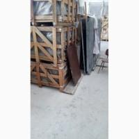 Плита 900*600*30, натуральный, камень, коричневый цвет, площадка для автомобилей
