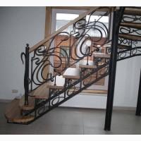 Железные лестницы на второй этаж Николаев