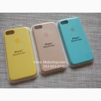Чехол-накладка Silicon Case на Iphone 7/ 8 летние цвета