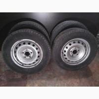 Комплект колес на Трафик R16 зима 215/65 Bridgestone