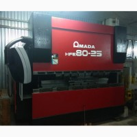 Листогибочный пресс AMADA HFE 80-25 Б/У