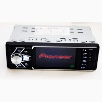 Автомагнитола Pioneer 4038 ISO экран 4, 1#039;#039; DIVX, MP3, USB, SD, Bluetooth