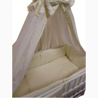 Распродажа наборов в кроватку от производителя! Комплект Элит 14 эл
