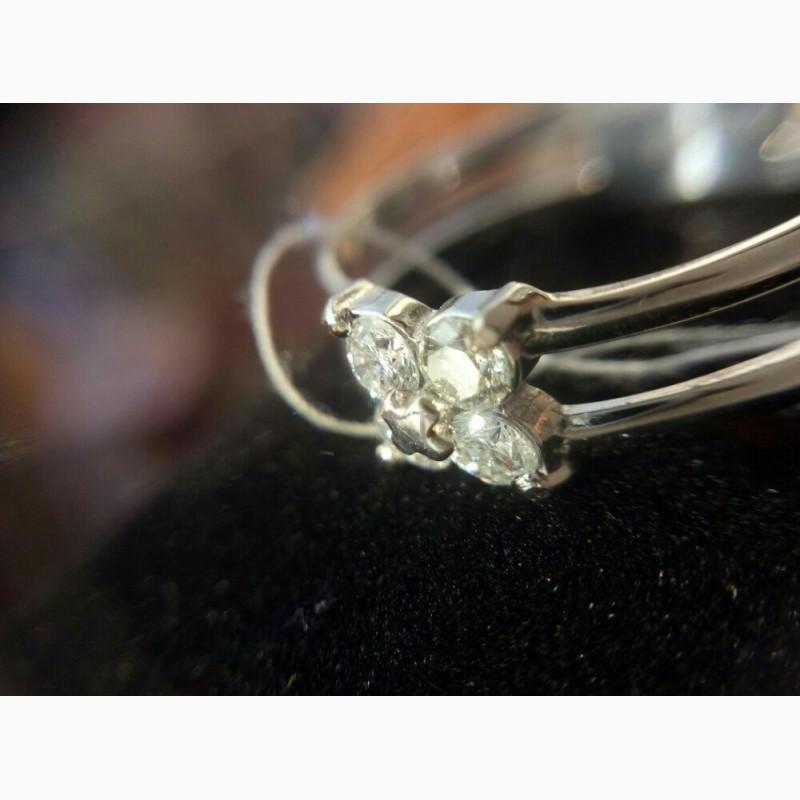 Фото 6. Кольцо с бриллиантами 0. 42 карата