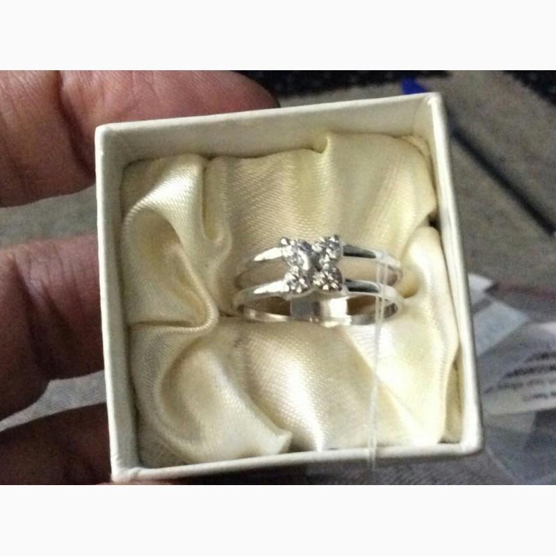 Фото 7. Кольцо с бриллиантами 0. 42 карата