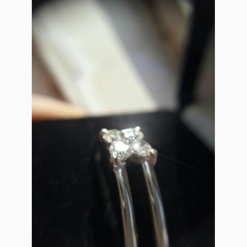 Фото 8. Кольцо с бриллиантами 0. 42 карата