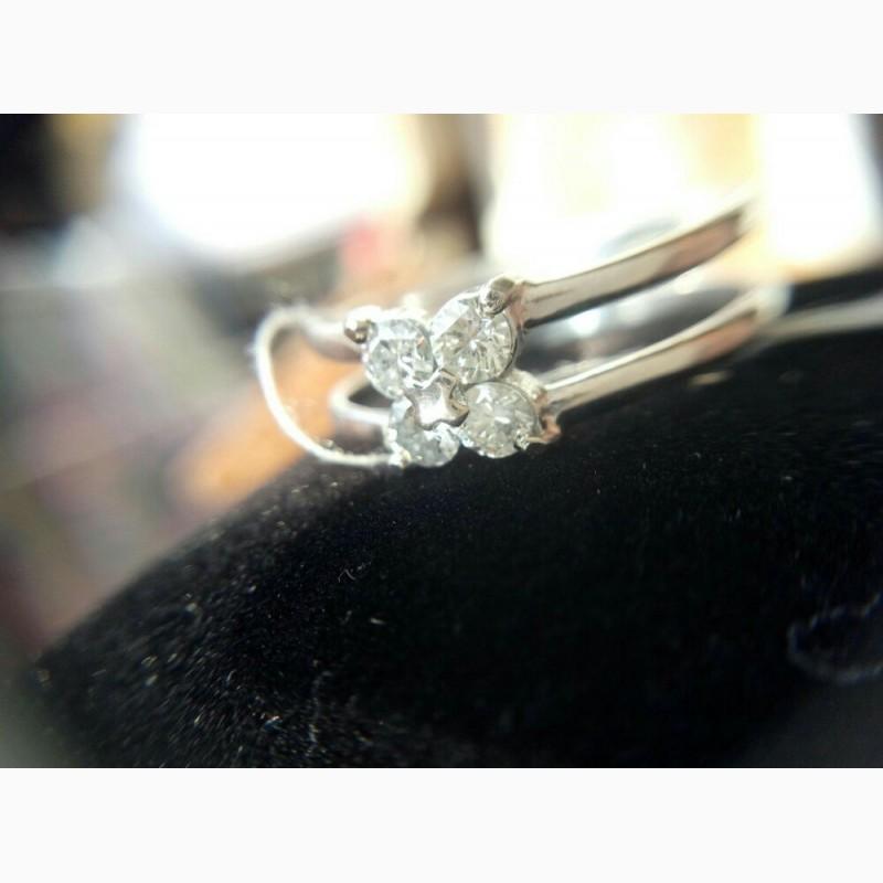 Фото 9. Кольцо с бриллиантами 0. 42 карата
