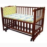 Детская кроватка Geoby LM-604-SA G-425