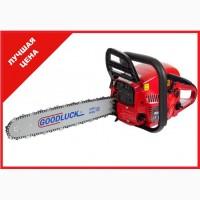Бензопила Goodluck GL 4500 M (3, 1 л.с) + Запасные шина и цепь(40 см)
