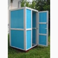 Биотуалет (кабина утепленная)