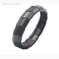 Турмалиновый(турманиевый) браслет Корея, магнитотерапия Nuga Btst