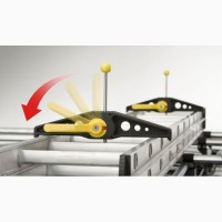 Крепление на багажник лестниц кріплення драбин Фиксация Safecl
