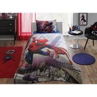 Детская постель человек паук Постельное белье Tac Disney Spiderman Action подростковое