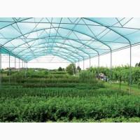 Сетка затеняющая Karatzis зеленая (4х50) 85%