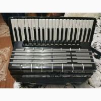 Продам готово-выборный аккордеон Weltmeister s5