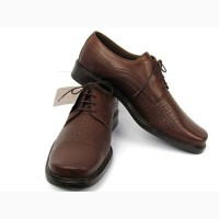 Туфли фирменные кожаные Nord Wall Street Collection (ТУ – 128) 49 - 50 размер