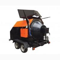 Миниасфальтный завод РА-800 для изготовления и переработки асфальта
