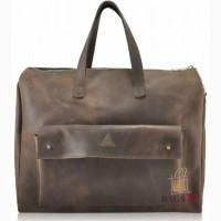 Мужская кожаная сумка - портфель для ноутбука AZ-M-04