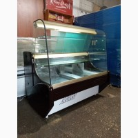 Кондитерская витрина холодильная Mawi 1, 35 м