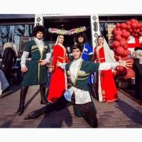 Выступление Шоу-балета Кавказ