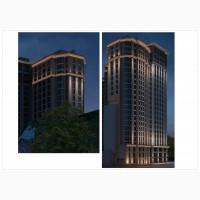 Архитектурное освещение. Подсветка фасадов. Проектирование освещения