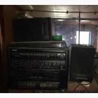 Продам кассетный магнитофон