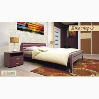 Кровать из массива дерева Джаспер2