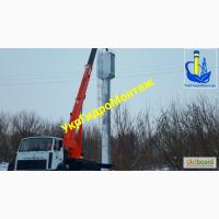 Изготовление водонапорных башен Рожновского от завода изготовителя, монтаж цены