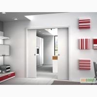 Розсувні системи для міжкімнатних дверей, приховані двері FILOMURO, двері невидимка