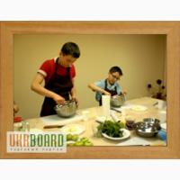 Детский кулинарный курс Поварёнок