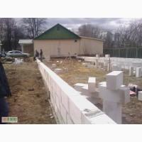 Кладка газосиликатных блоков г.Кривой Рог
