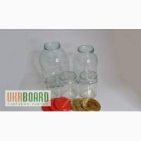 Оптовая продажа стеклобанки и крышки для консервации
