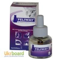 Феливей (Feliway) - феромон, флакон для диффузора, 48 мл, модулятор поведения для кошек