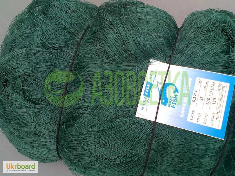 купить сети для рыбалки из нитки