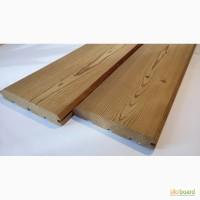 Термодерево (термомодифицированная древесина)