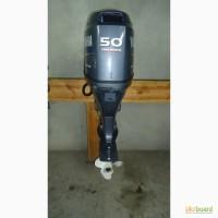Продам лодочный мотор Yamaha 50 инжектор 60 часов