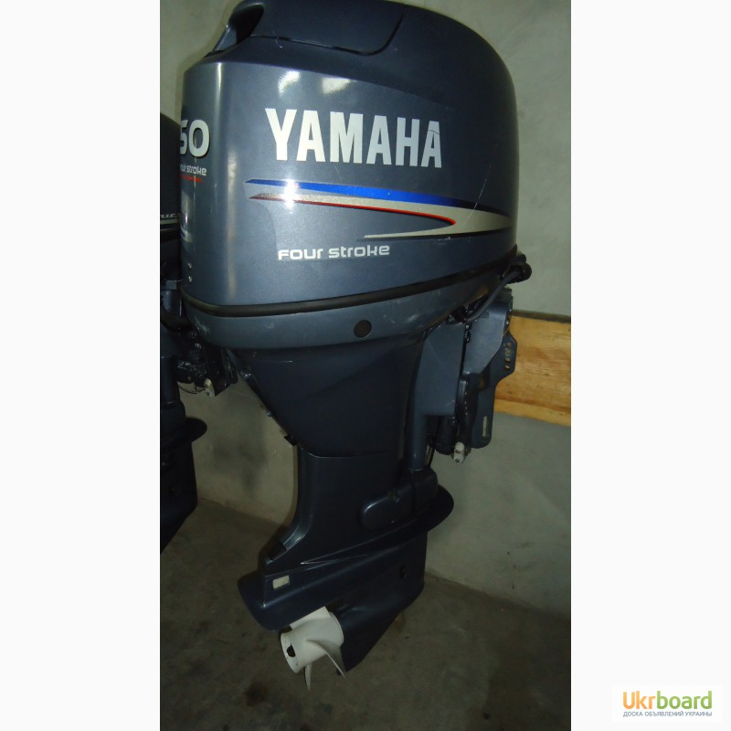 габариты лодочных моторов yamaha