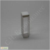 Кювета кварцевая для спектрофотометра, с крышкой