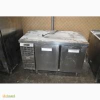 Продам холодильный стол бу двухдверный для ресторана кафе паба общепита
