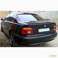 Лип-Спойлер кромки багажника (Сабля) для BMW 5/E39