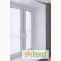 Откосы на окна панелей пвх