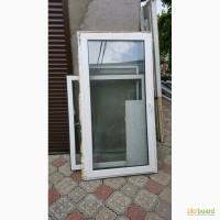 Продам б/у металлопластиковые окна