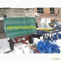 Продам прицеп тракторный 2ПТС-4 (как на фото) бу в Днепре находится (с документами)